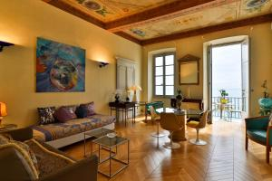 Palais Hongran de Fiana, Apartments  Nice - big - 36