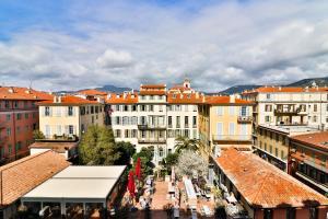 Palais Hongran de Fiana, Apartments  Nice - big - 41