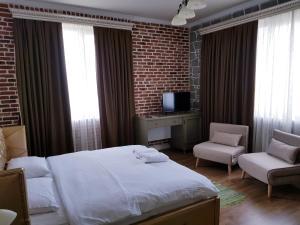 Casa Gaçe Hotel, Hotel  Korçë - big - 115