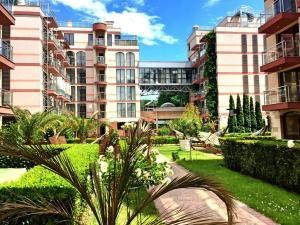 Apartmán Sunny Apartment Slnečné pobrežie Bulharsko