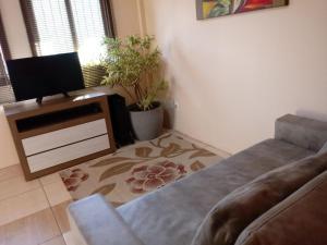 Apartamento próximo ao Centro de Gramado - Charmoso, Апартаменты  Грамаду - big - 48
