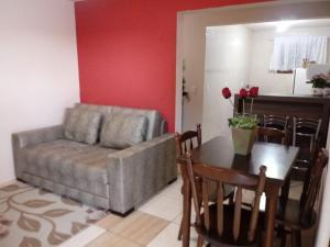 Apartamento próximo ao Centro de Gramado - Charmoso, Апартаменты  Грамаду - big - 49