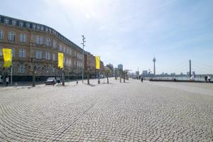 Tolstov-Hotels Old Town Apartment, Apartmanok  Düsseldorf - big - 99