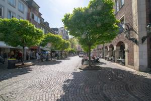 Tolstov-Hotels Old Town Apartment, Apartmanok  Düsseldorf - big - 91