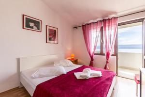 Studio Stanici 3064c, Apartments  Omiš - big - 4