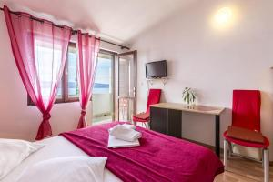 Studio Stanici 3064c, Apartments  Omiš - big - 7