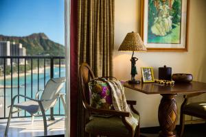 Diamond Head Ocean Front Suite