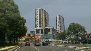 Evo Bangi, Apartments  Kampong Sungai Ramal Dalam - big - 17