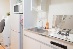 新宿市中心整套公寓!, Апартаменты  Токио - big - 15