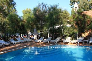 Okaliptus Hotel, Hotels  Bitez - big - 1