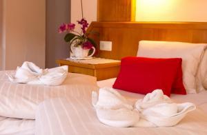 Hotel Simmerlwirt, Szállodák  Niederau - big - 2