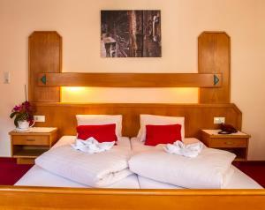 Hotel Simmerlwirt, Szállodák  Niederau - big - 11