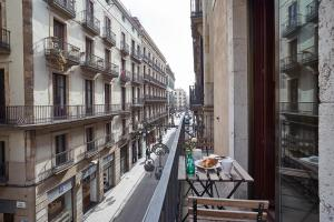 AinB Gothic-Jaume I Apartments, Апартаменты  Барселона - big - 49