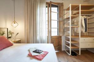 AinB Gothic-Jaume I Apartments, Апартаменты  Барселона - big - 36