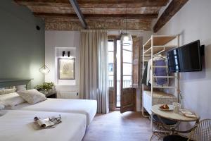 AinB Gothic-Jaume I Apartments, Апартаменты  Барселона - big - 41