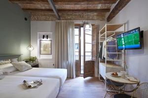 AinB Gothic-Jaume I Apartments, Апартаменты  Барселона - big - 8