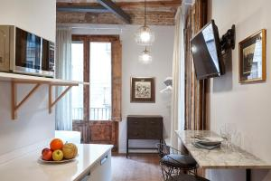 AinB Gothic-Jaume I Apartments, Апартаменты  Барселона - big - 13