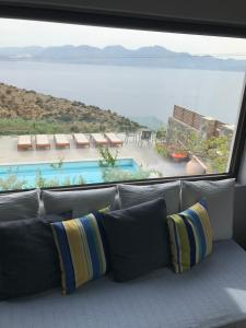 Villa Olga, Vily  Agios Nikolaos - big - 26