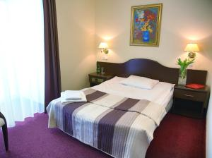 Willa Alexander Resort & SPA, Resort  Mielno - big - 11