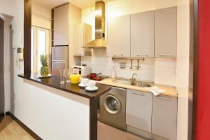 Apartamentos Sol Deluxe Madrid, Apartmanok  Madrid - big - 7