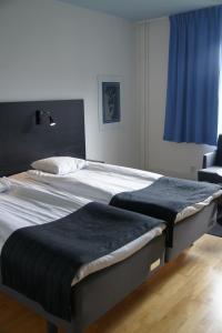 Vann Spa Hotell & Konferens, Szállodák  Brastad - big - 8