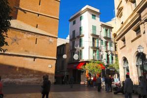 Sant Miquel Homes Sa Calobra, Apartmány  Palma de Mallorca - big - 19