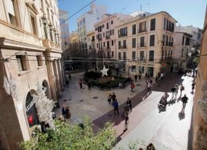 Sant Miquel Homes Sa Calobra, Apartmány  Palma de Mallorca - big - 17