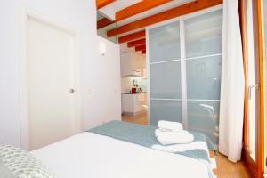 Sant Miquel Homes Sa Calobra, Apartmány  Palma de Mallorca - big - 10