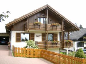 Ferienwohnung Tannhäuser, Ferienwohnungen  Braunlage - big - 19
