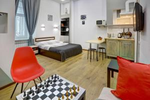 Apartments Logic Hall, Apartmány  Petrohrad - big - 22