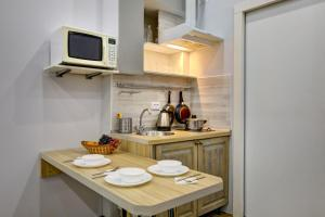 Apartments Logic Hall, Apartmány  Petrohrad - big - 9
