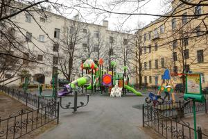 Apartments Logic Hall, Apartmány  Petrohrad - big - 34
