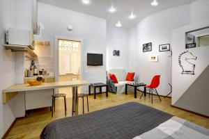 Apartments Logic Hall, Apartmány  Petrohrad - big - 19