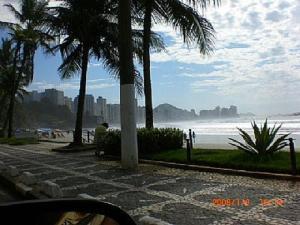Flat Guarujá Capitania Varam, Appartamenti  Guarujá - big - 15
