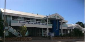 Accommodation on Denham, Motels  Townsville - big - 9