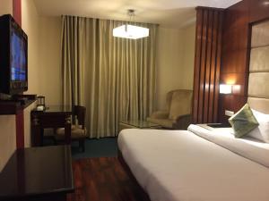 Hotel Aura, Отели  Нью-Дели - big - 141