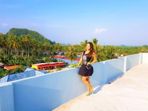 The Phu View at Aonang, Отели  Ао Нанг Бич - big - 71