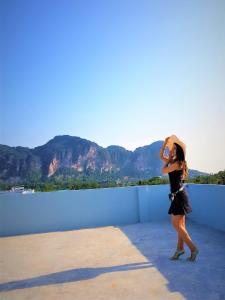 The Phu View at Aonang, Отели  Ао Нанг Бич - big - 56