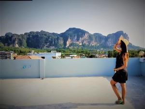 The Phu View at Aonang, Отели  Ао Нанг Бич - big - 53