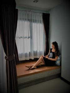 The Phu View at Aonang, Отели  Ао Нанг Бич - big - 37