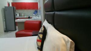 Luxury Suite A, Apartmány  Angeles - big - 41