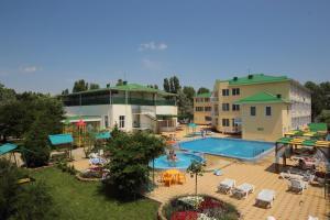 Курортный отель Русич