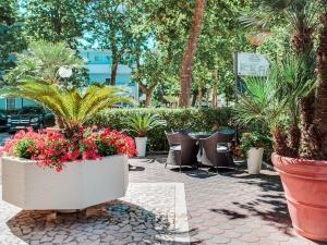 Hotel Caravelle, Hotely  Cesenatico - big - 14