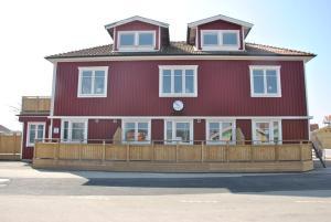 Apartmán Sjöhuset Ellös Švédsko