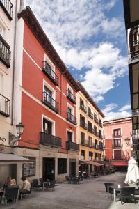 Apartamentos Sol Deluxe Madrid, Apartmanok  Madrid - big - 47