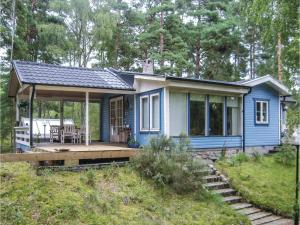 Two-Bedroom Holiday Home in Yngsjo