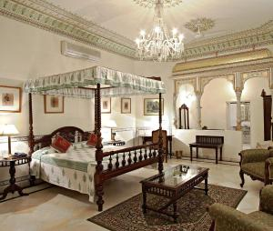 Alsisar Haveli - Heritage Hotel, Hotely  Jaipur - big - 4