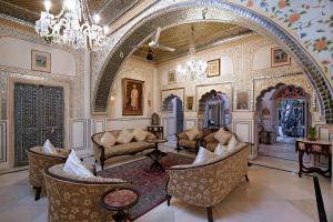 Alsisar Haveli - Heritage Hotel, Hotely  Jaipur - big - 29