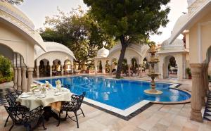 Alsisar Haveli - Heritage Hotel, Hotely  Jaipur - big - 31