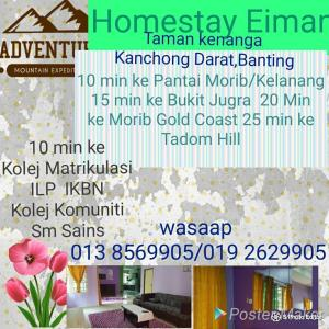 Homestay Eiman Banting